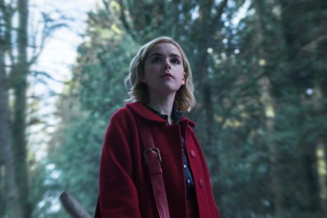 revue Les Nouvelles Aventures de Sabrina Netflix