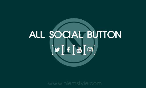 Tạo nút mạng xã hội với hiệu ứng spin cực chất cho blogspot