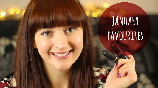 Video || January Favourites