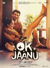 OK Jaanu 2017 300mb Movie full Download pDVDRip