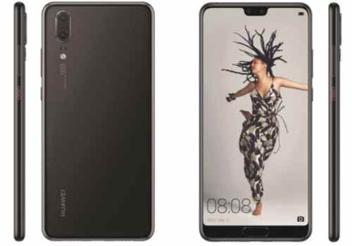 Harga dan fitur Huawei P20