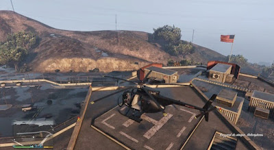 Acrobatic Challenges, Hangar Sandy Shores