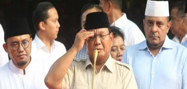 Prabowo Subianto Dinilai Hanya Utamakan Ambisi Pribadi