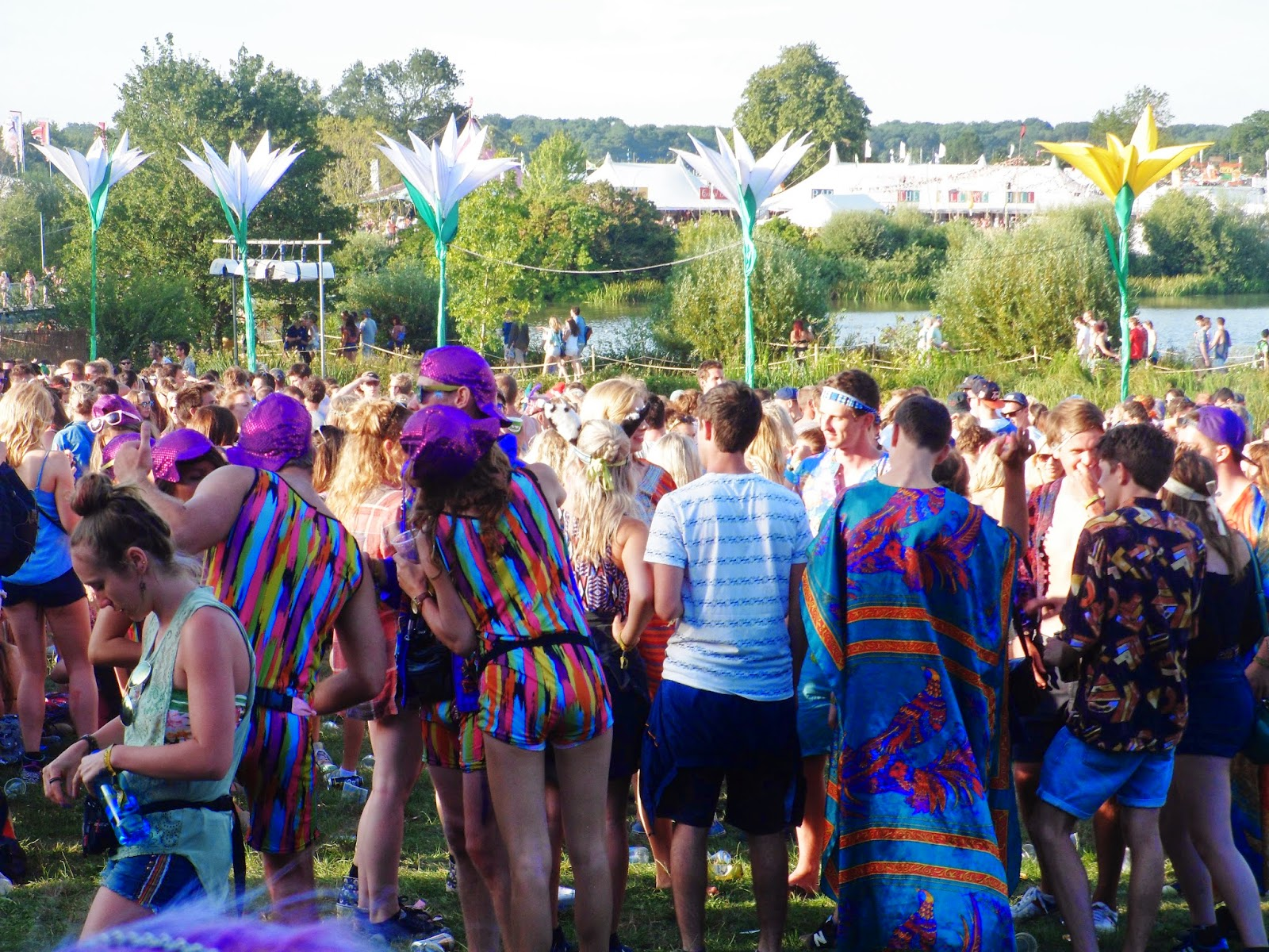 photo of secret garden party 2014