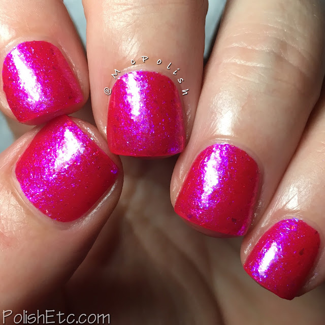 Cupcake Polish - Radioactive Collection - McPolish - Gamma