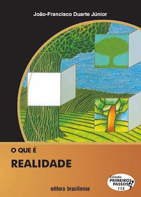 DESCANSO PARA LOUCURA: Resumo 5 - O que é Realidade, de João ...