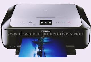 Canon PIXMA MG6852 Printer Driver - Free Download