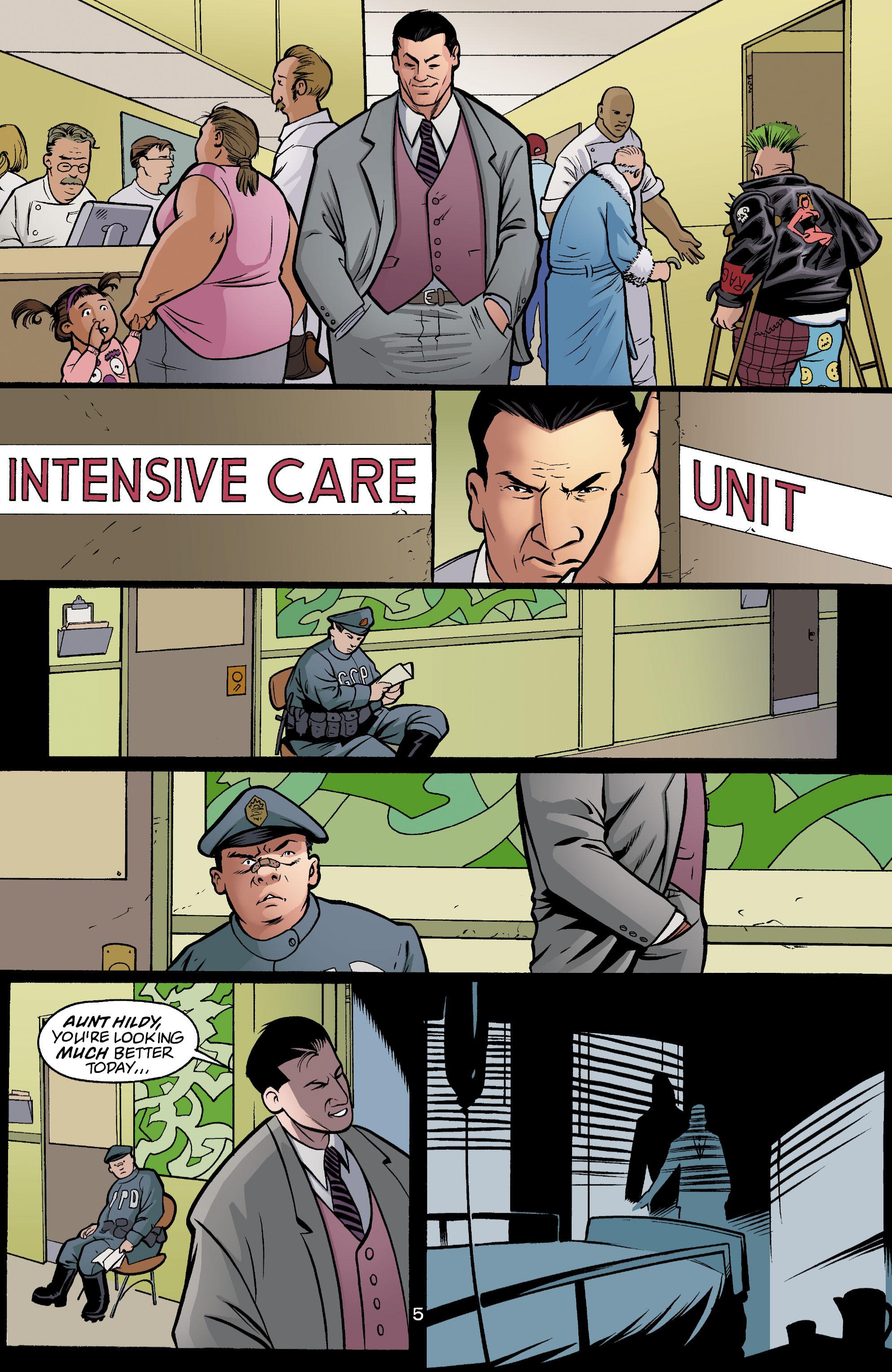 Detective Comics (1937) 779 Page 5
