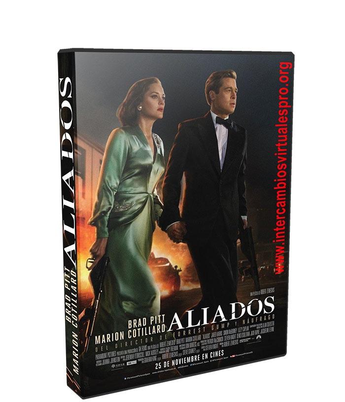 Aliados poster box cover
