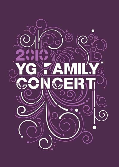 [DVD] Y.G Family – 2010 Y.G Family Concert