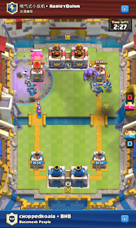 Clan War 2 VS 2 Di Clash Royale