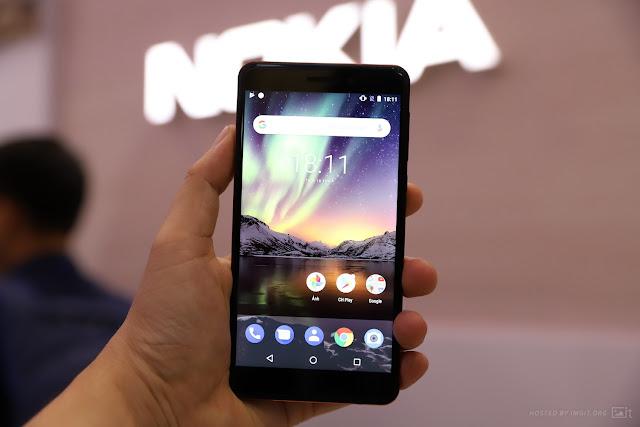 Nokia 7 Plus và Nokia 6 chính thức được ra mắt tại Việt Nam