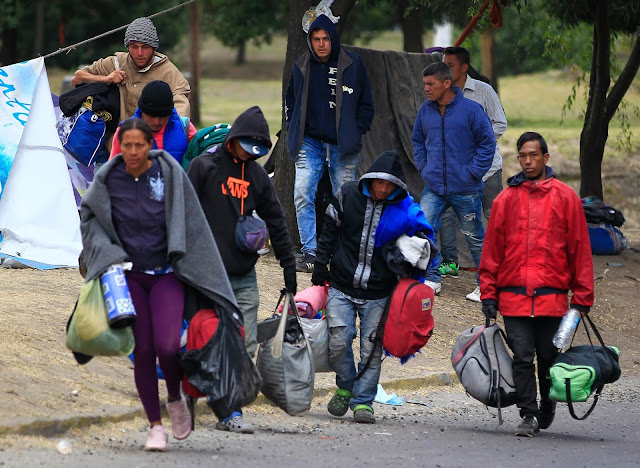 Países recrudecen medidas migratorias para reducir flujo de venezolanos