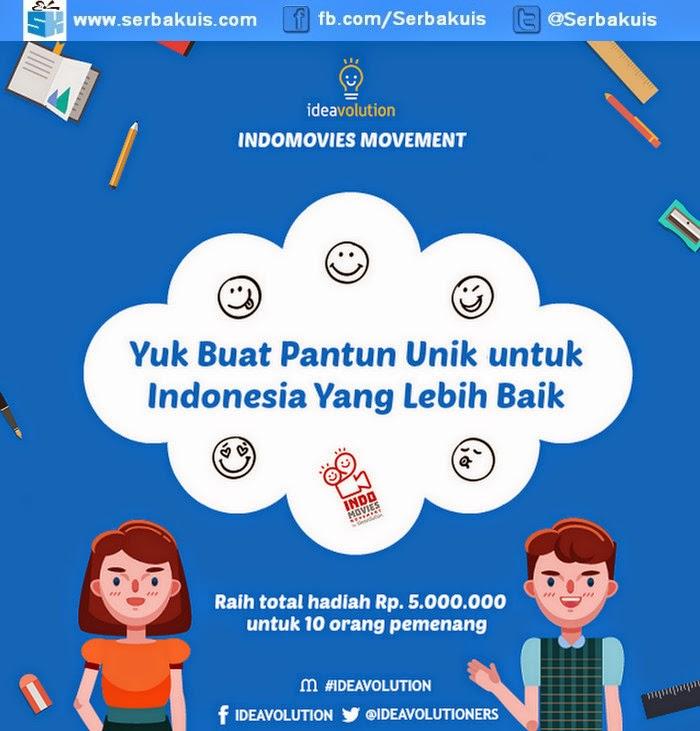 Kontes Pantun Ideavolution Berhadiah Total 5 Juta Rupiah