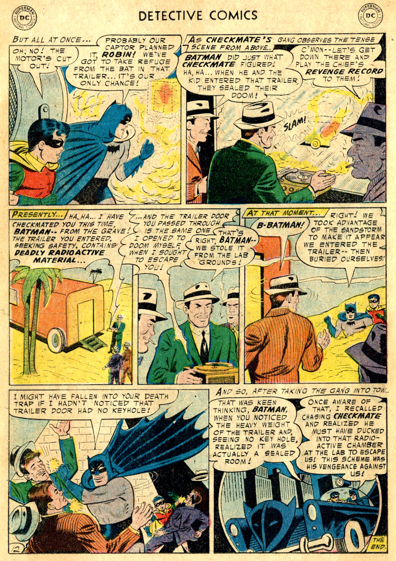 Detective Comics (1937) 238 Page 13