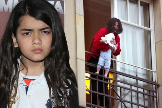 The Son Michael Jackson Dangled Over A Balcony Is All Grown Up