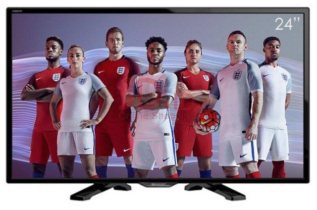 TV LCD Sharp LC-24LE170I