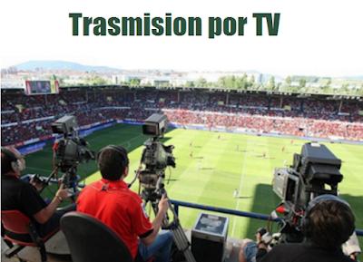 Trasmisión en TV de la jornada 12 del clausura 2018