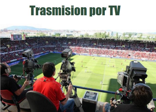 Trasmisión en TV de la jornada 15 del clausura 2018