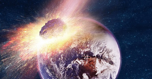 Earth could be WIPED OUT by a 'doomsday asteroid' if governments do not spend 'hundreds of millions' each year on defence, top astrophysicist warns
