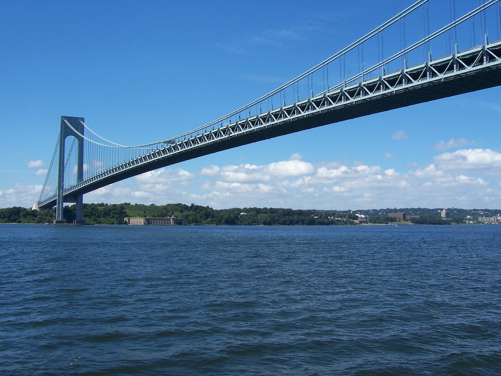 Beautiful Bridges Verrazano Narrows Bridge Wallpapers