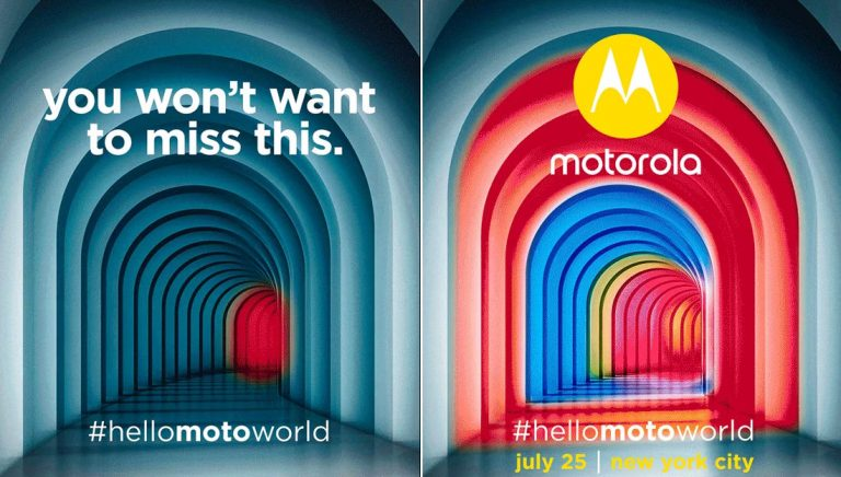 Motorola Z2 and Z2 Force Launch Event