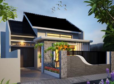 model rumah minimalis 2019