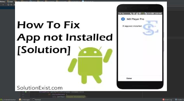 Cara Mengatasi Tidak Bisa Run App atau Tidak Bisa Instal Apk di Emulator Android