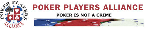 THE POKER PLAYERS ALLIANCE