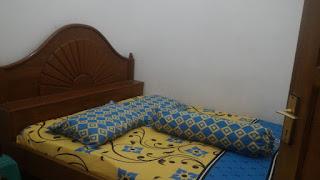 Ruangan kamar tidur