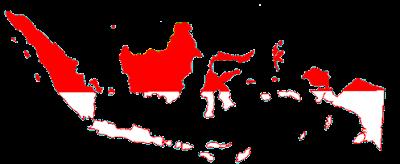 Indonesia terbagi bagi