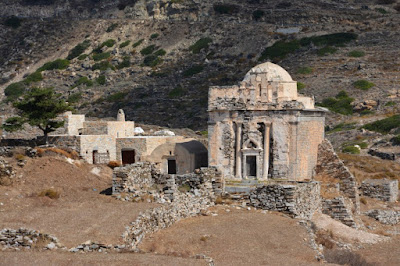 Νεικώ: Ποια είναι η σημαντική «ένοικος» του τάφου που βρέθηκε στην Σίκινο