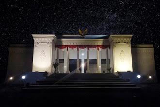 Ada Istana Merdeka di Desa Kami, Kemuningsari Kidul