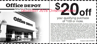 free Home Depot coupons december 2016