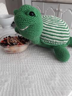 orgu, Oyuncak Kaplumbağa Yapımı, Örgü Oyuncak Kaplumbağa, tosbağa Yapımı,