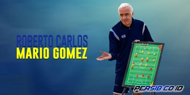 Mario Gomez Punya Dua Pilihan Formasi Pemain Persib Bandung Musim 2018