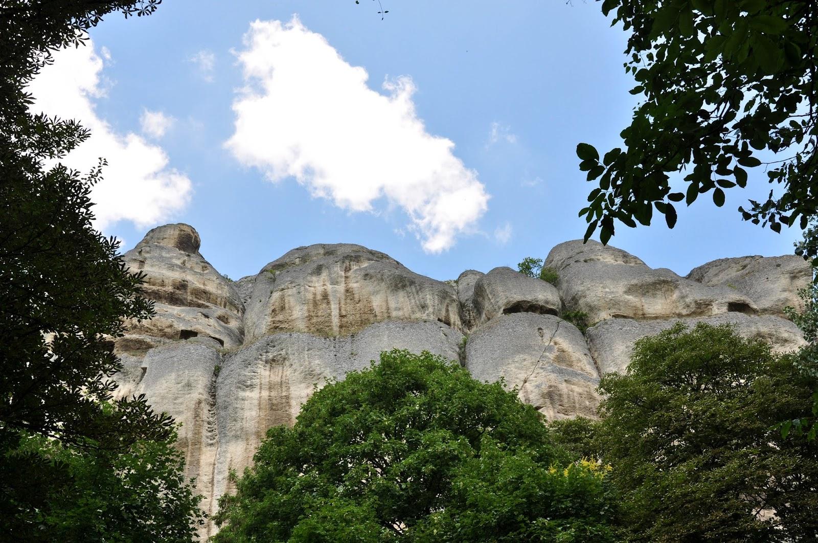 The rocks, Madara, Bulgaria