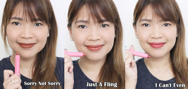 a photo of Nikki Tiu wearing Pink Sugar x Project Vanity These Lips Don't Lie Review