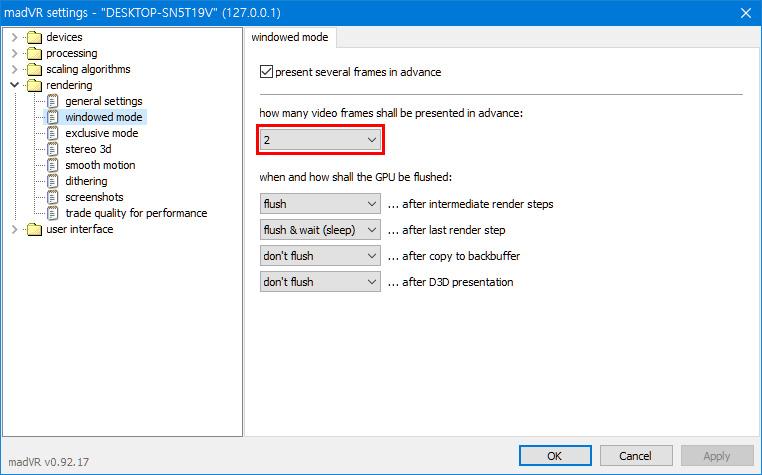 팟플레이어와 madVR로 HDR 감상하기 : 네이버 블로그