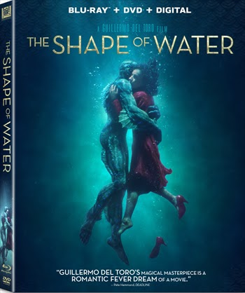 The Shape Of Water 2017 Dual Audio ORG Hindi BluRay Movie Download