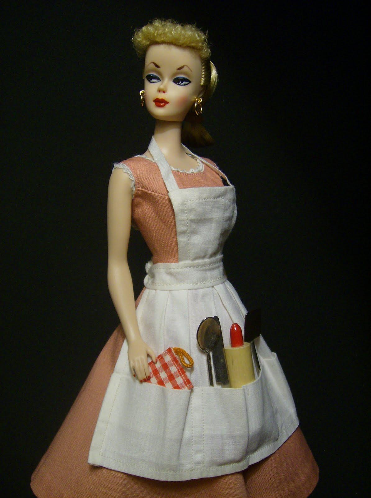 Barbie Superstar Monterrey 1959 1 Hand Painted