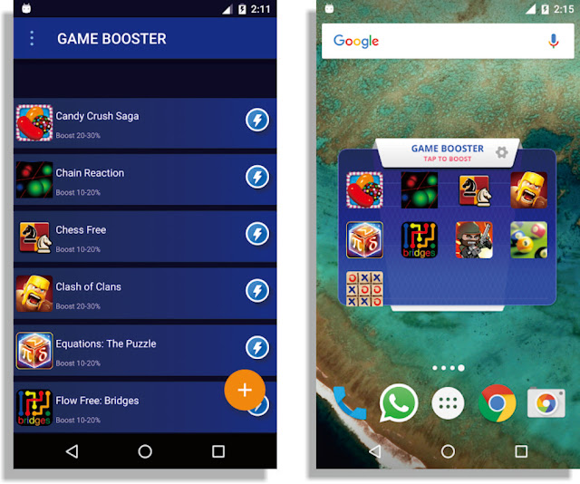 Download Game Booster Pro Apk 2X Speed For Games terbaru