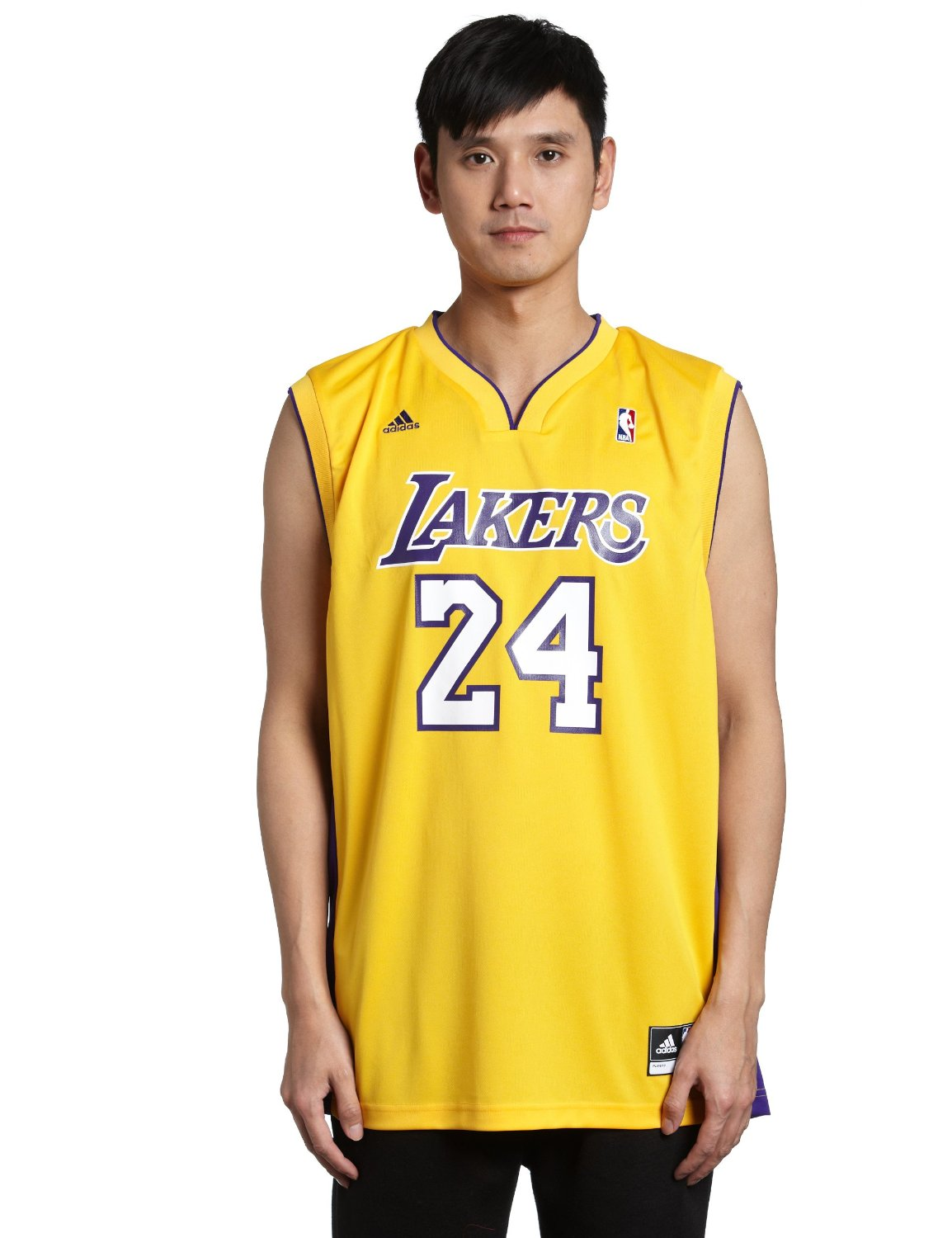 e755c7a0c5f5 Los Angeles Lakers Kobe Bryant Jersey ...