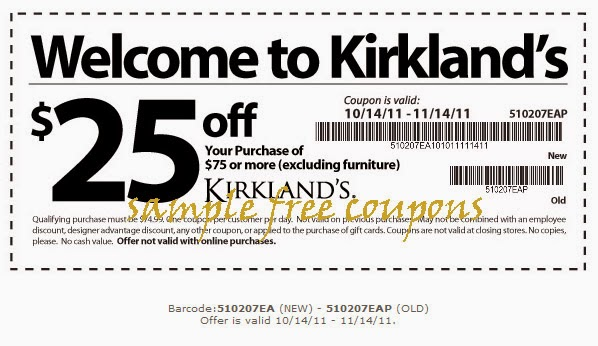 graphic regarding Kirklands Printable Coupons Mommy Saves Big named Kirklands discount codes july 2018 - Partners coupon codes for him printable