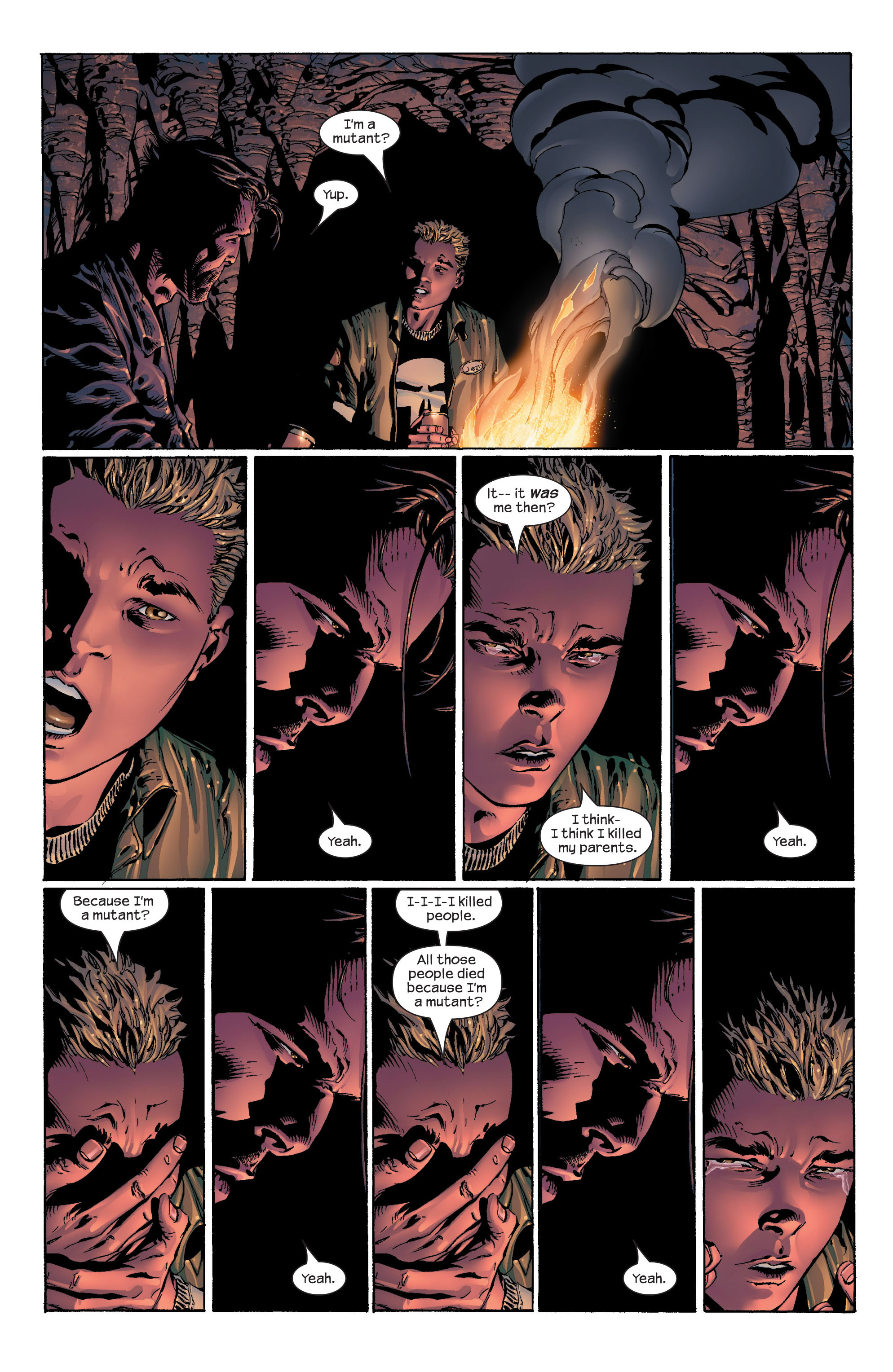 Read online Ultimate X-Men comic -  Issue #41 - 15
