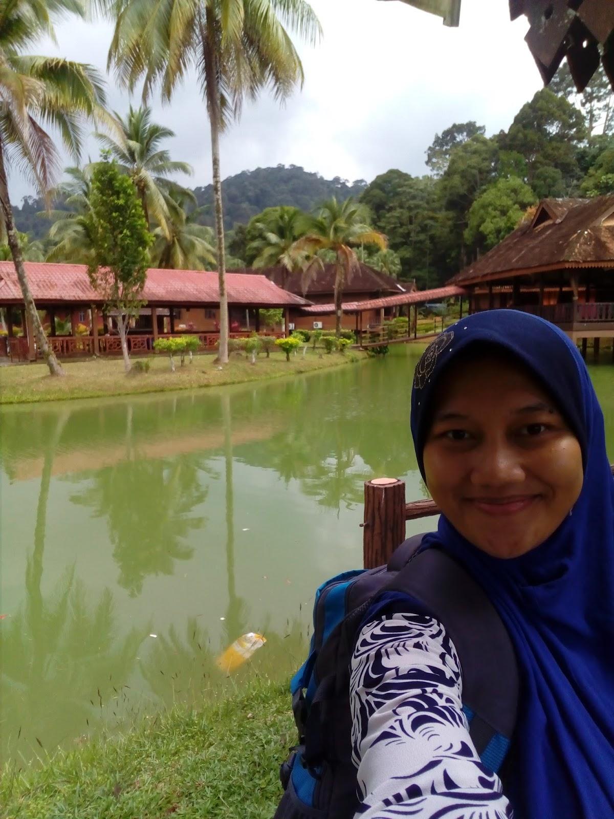 Kembara KBBA9 Ke Peladang Setiu Agro Resort - Part 2