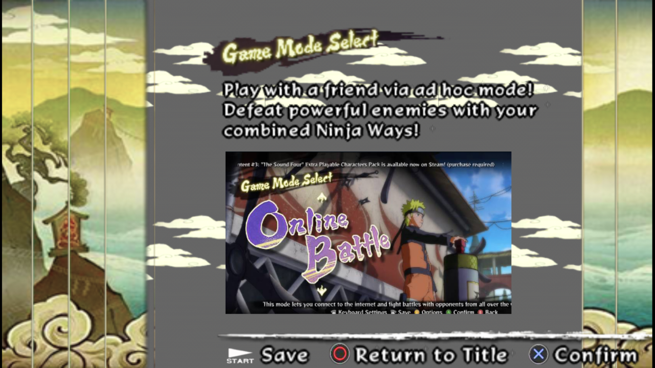 Naruto Storm 4 Mod Pack