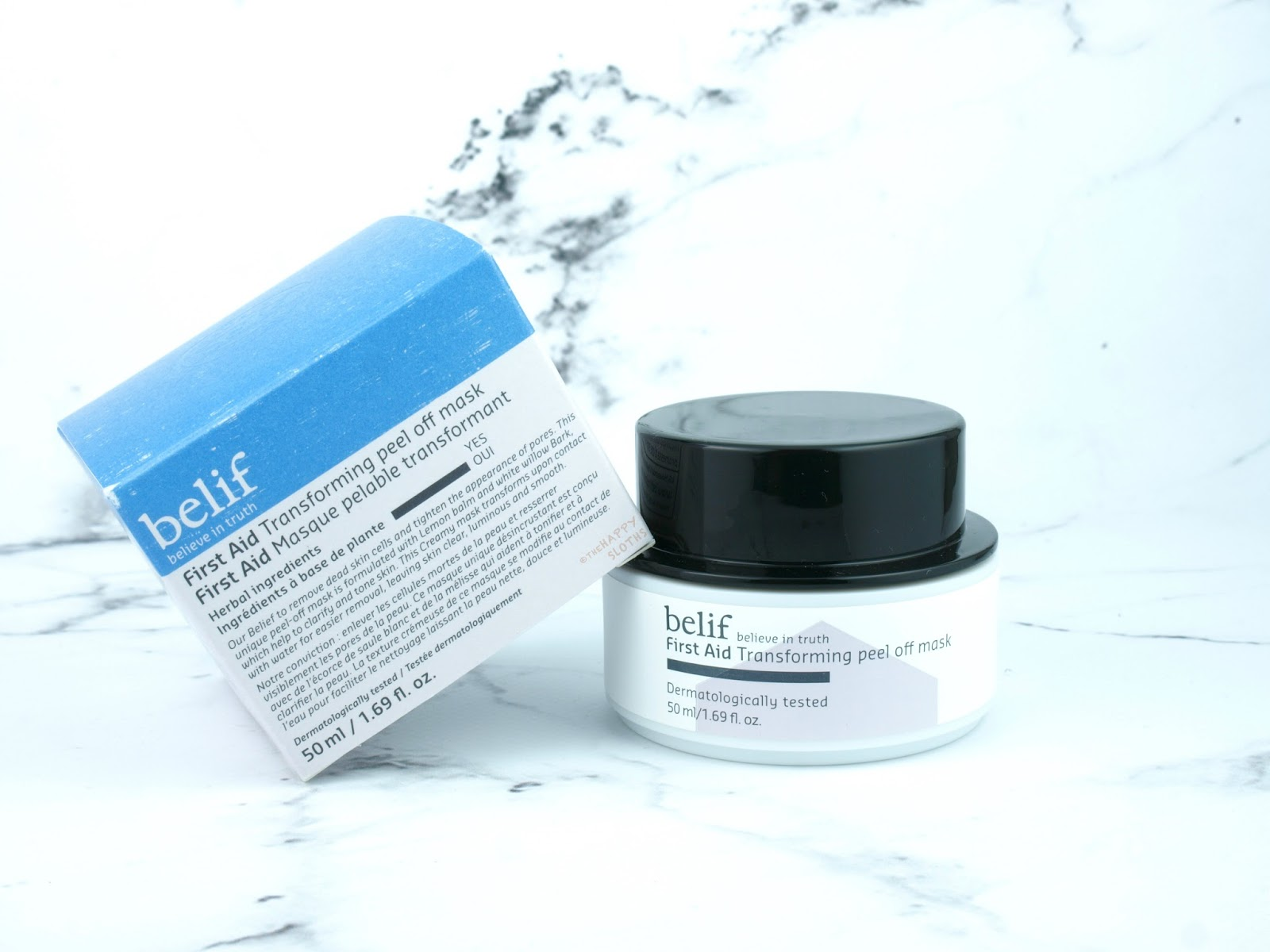 Belif First Aid Transforming Peel Off Mask: Review