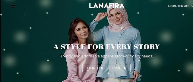 LANAFIRA.COM Butik Pakaian Muslimah Pilihan