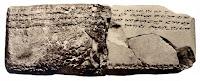 Informasi Musik: Notasi musik kuno pada batu